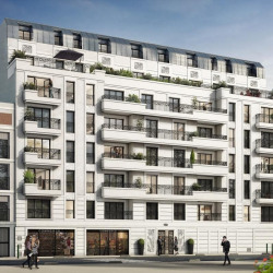 photo appartement neuf Saint-Ouen