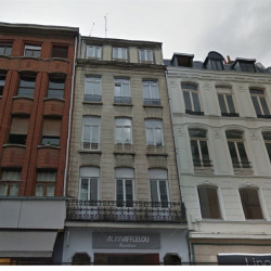 Location Bureau Lille 54 m²