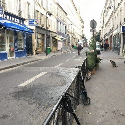 Vente Local commercial Paris 10ème 63 m²