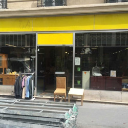Location Local commercial Paris 18ème 77 m²