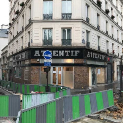 Location Local commercial Paris 11ème 140 m²