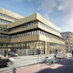 Location Bureau Montrouge 14298 m²