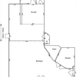 Location Local commercial Rueil-Malmaison 65 m²