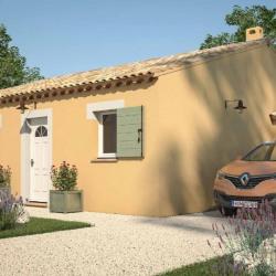 Maison  5 pièces + Terrain  500 m² Vidauban