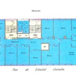 Location Bureau Paris 16ème 494 m²