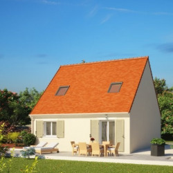 Maison  4 pièces + Terrain  734 m² Cormicy