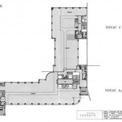 Location Bureau Paris 16ème 914 m²