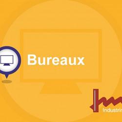 Location Bureau Biganos 110 m²