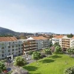 photo immobilier neuf Marseille 10ème