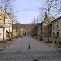 Location Local d'activités Crémieu 110 m²