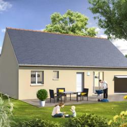 Maison  5 pièces + Terrain  443 m² Lécousse