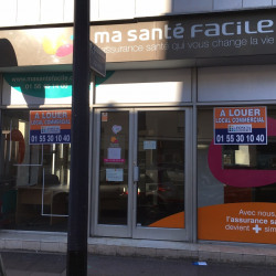 Location Local commercial Antony 49 m²