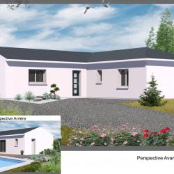 Maison  5 pièces + Terrain  1100 m² Bon-Encontre