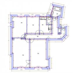 Location Bureau Paris 1er 78 m²