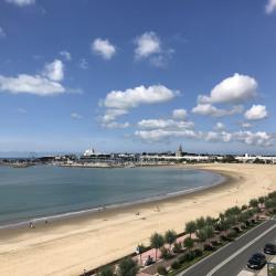 Appartement T2 avec belle vue mer