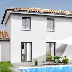 Maison  5 pièces + Terrain  1020 m² Bourg-Saint-Andéol