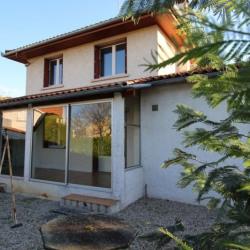 Maison avec son jardin de 700m²