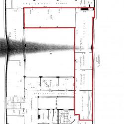 Location Bureau Paris 20ème 121 m²