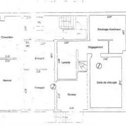Vente Bureau Hardricourt 187 m²