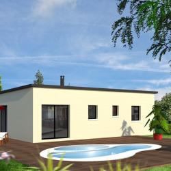 Maison  4 pièces + Terrain   m² Clohars-Carnoet