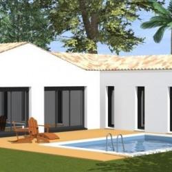 Maison  5 pièces + Terrain  660 m² Saint-Sulpice-de-Royan
