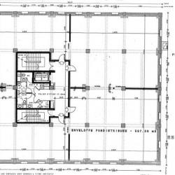 Location Bureau Moulins-lès-Metz 1749 m²