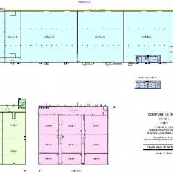 Location Entrepôt Ormes 3361 m²
