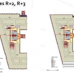 Location Bureau Clamart 8866 m²