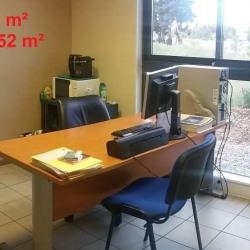 Location Bureau Avignon 73 m²