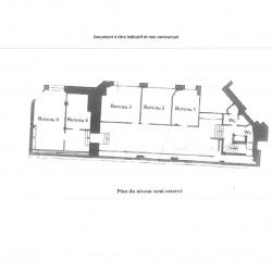 Location Bureau Paris 10ème 279 m²