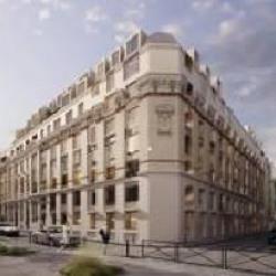 photo appartement neuf Paris 16ème