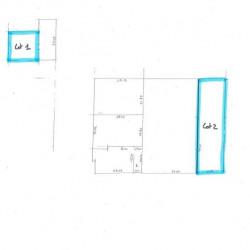Location Entrepôt Ennery 1091 m²