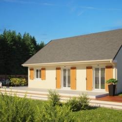 Maison   pièces + Terrain  500 m² Villandry