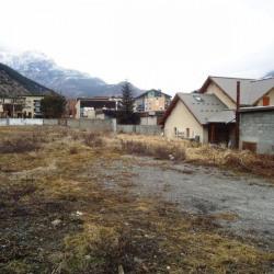 Vente Terrain L'Argentière-la-Bessée 687 m²