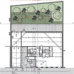 Vente Bureau Lyon 6ème 2153 m²