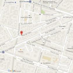 Location Bureau Paris 2ème 91 m²