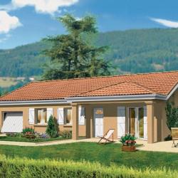Maison  4 pièces + Terrain  800 m² Dolomieu