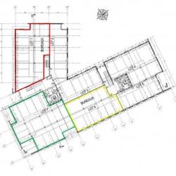 Location Bureau Petit-Couronne 717 m²