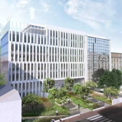 Location Bureau Levallois-Perret 5346 m²