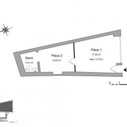 Location Local commercial Trévoux 31,29 m²