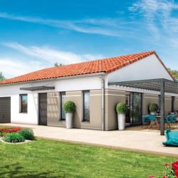 Maison  4 pièces + Terrain  618 m² Saint-Hilaire