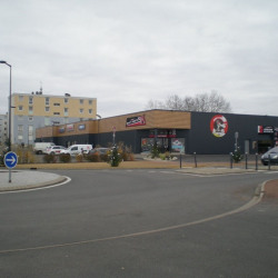 Location Local commercial Nevers 160 m²