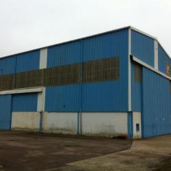 Location Entrepôt Rogerville 1900 m²