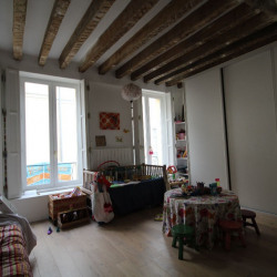 Appartement st germain en laye - 4 pièce (s) en duplex- 85 m²