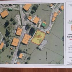 Vente Terrain Grand'Combe-Châteleu 1200 m²