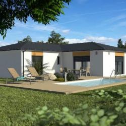 Maison  4 pièces + Terrain  1092 m² Reignac
