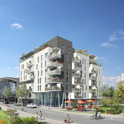 Location Local commercial Cergy 422 m²