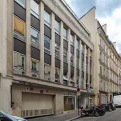 Location Bureau Paris 9ème 474 m²