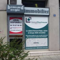 Location Local commercial Grenoble 30 m²