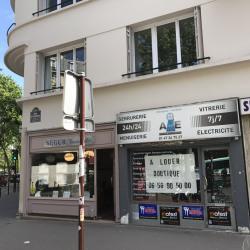 Location Local commercial Paris 7ème 57 m²